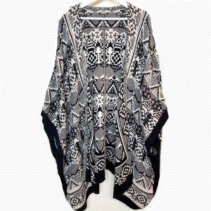 Ecotè Oversized Kimono Cardigan